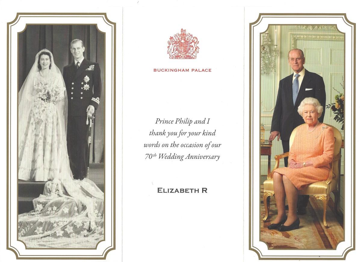 Elizabeth II and Prince Philip, The Duke of Edinburgh's 20th ...