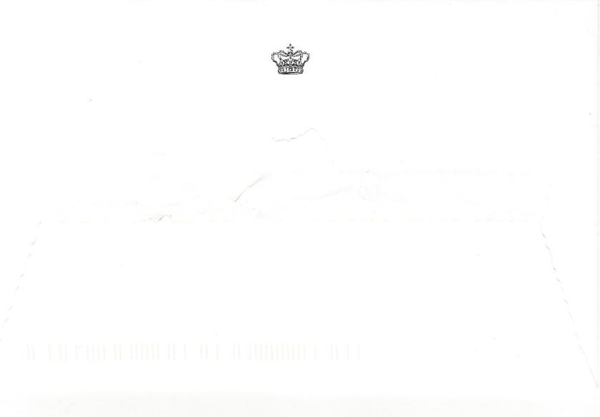 Queen Envelope