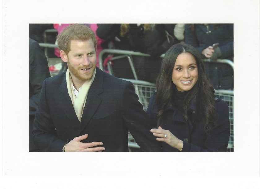Christmas Harry and Meghan Sussex