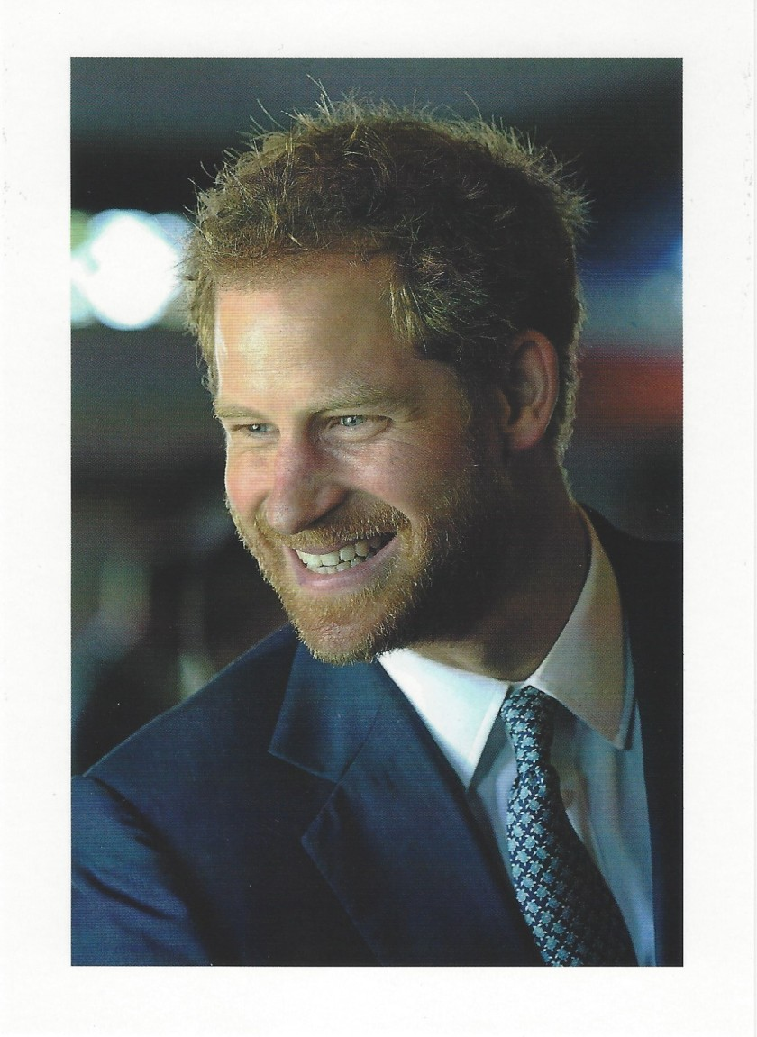 Duke of Sussex's 34th Birthday