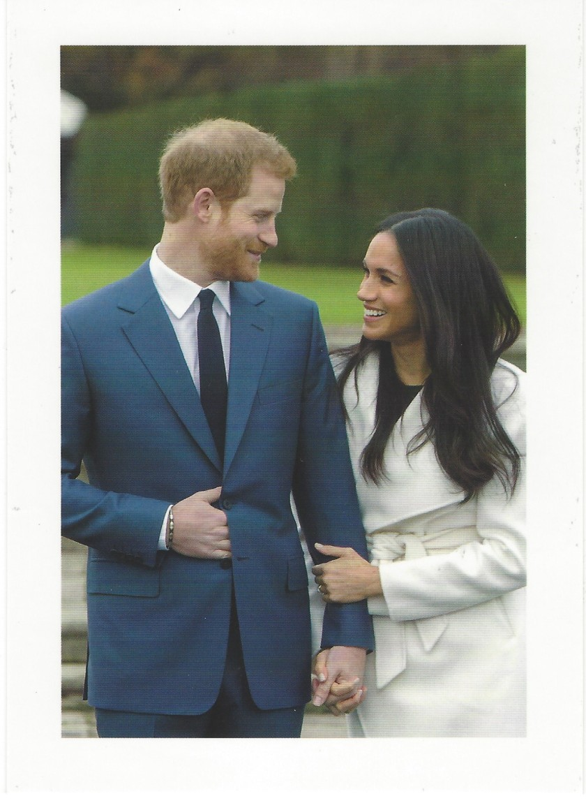 Engagement of Prince Harry to Meghan Markle