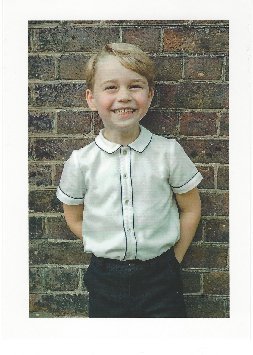 Prince George's 5th Birthday