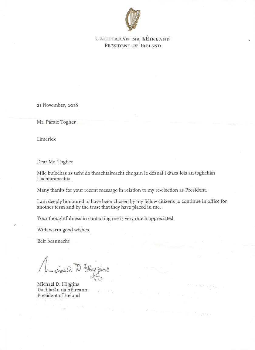 President Letter_LI