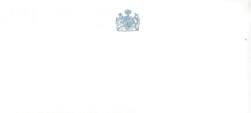 Princess Anne Envelope