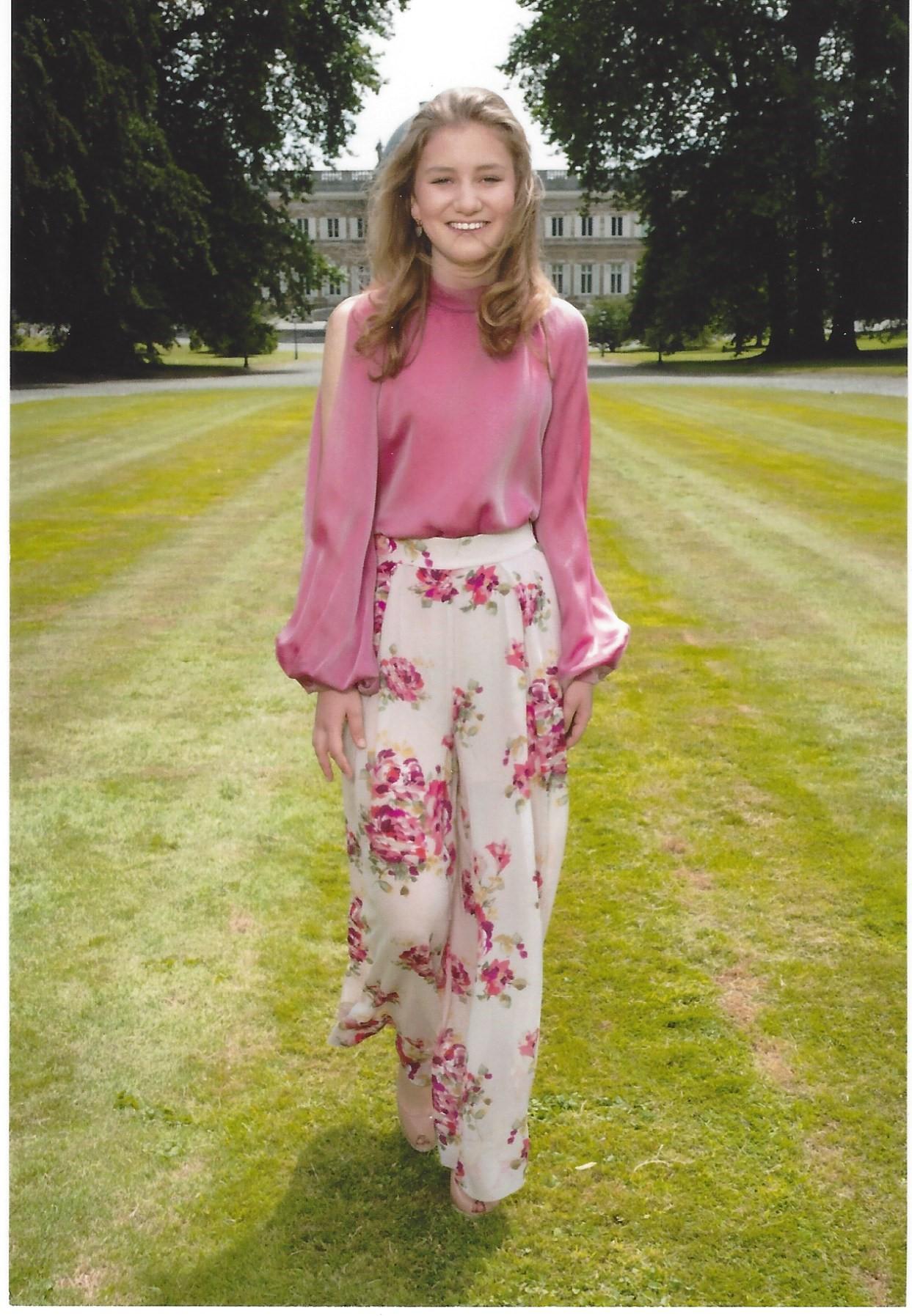 Princess Elisabeth Photo Brabant