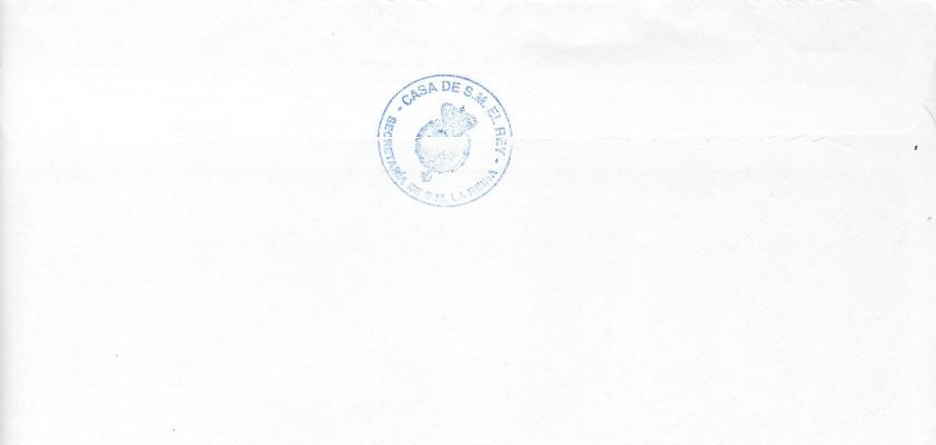 Queen L Envelope