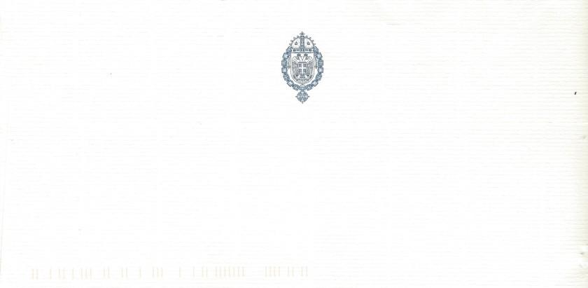 Serbia Envelope