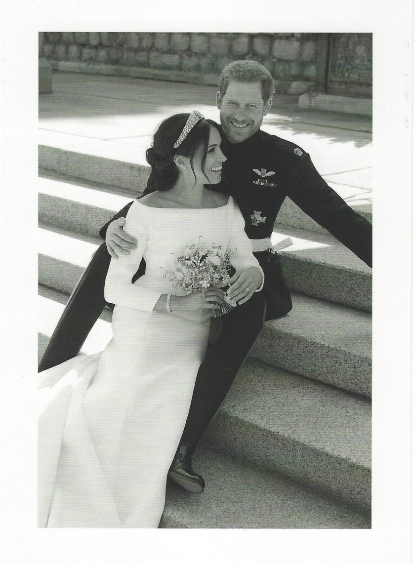 Duke and Duchess of Sussex Wedding