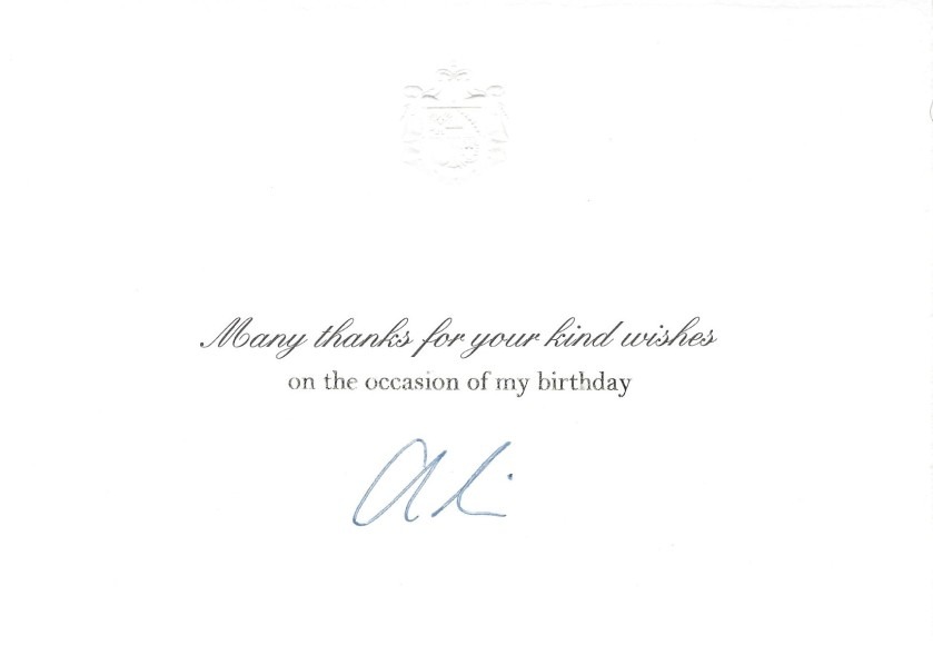 alois birthday