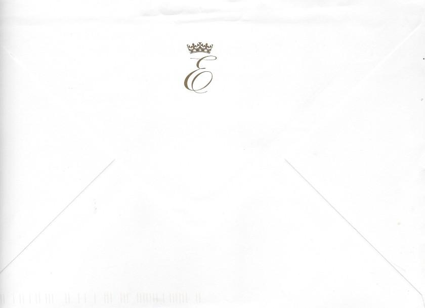 eugenie envelope