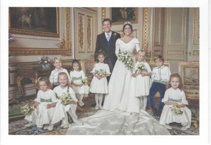 eugenie jack wedding