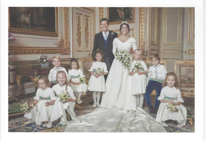 eugenie jack wedding