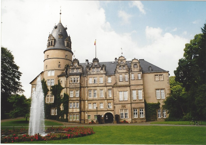 Princess De Lippe Castle