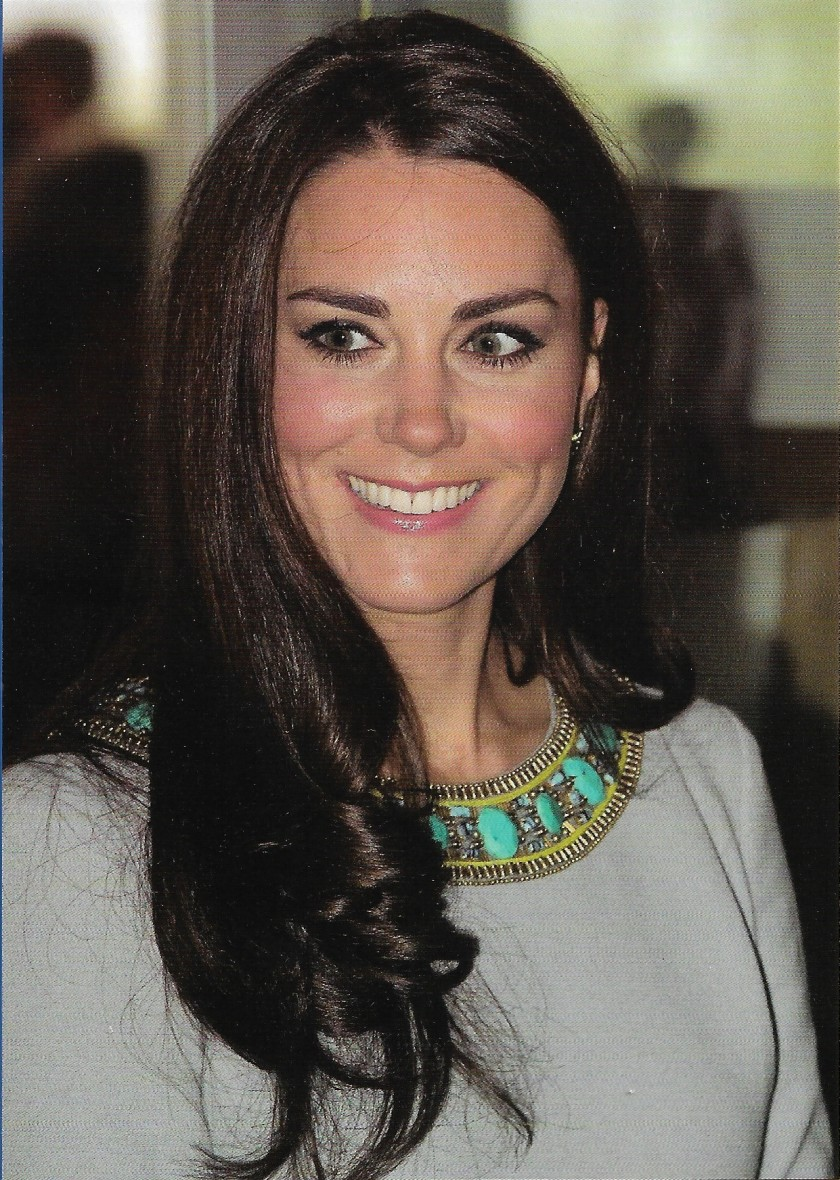 Duchess of Cambridge 2014 Picture
