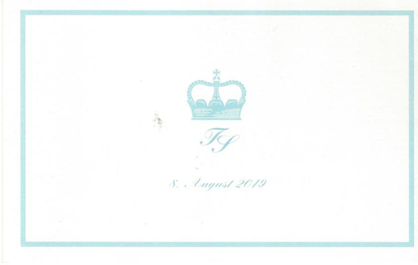 Baby Card Reverse Isenburg