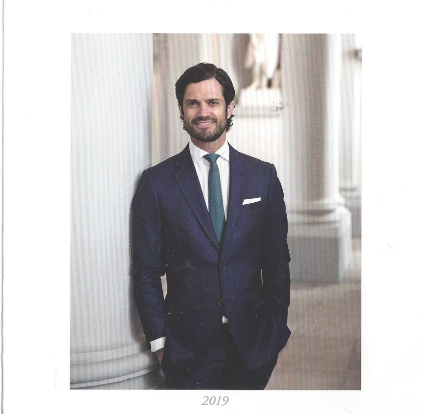 Picture of Prince Carl Philip
