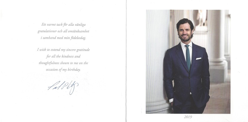 Prince Carl Philip 40th Birthday