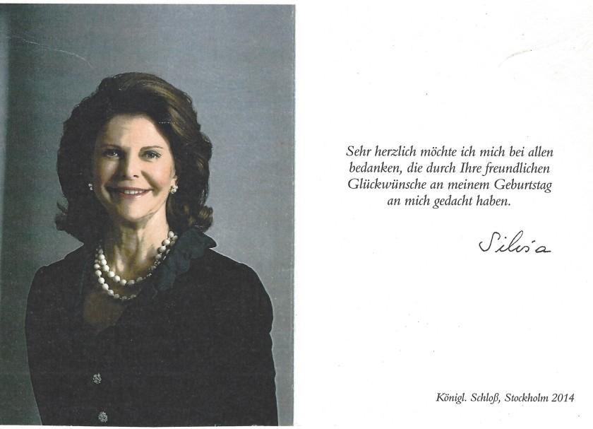 Silvia Card