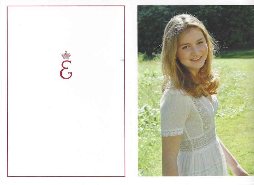 Duchess of Brabant Card 2
