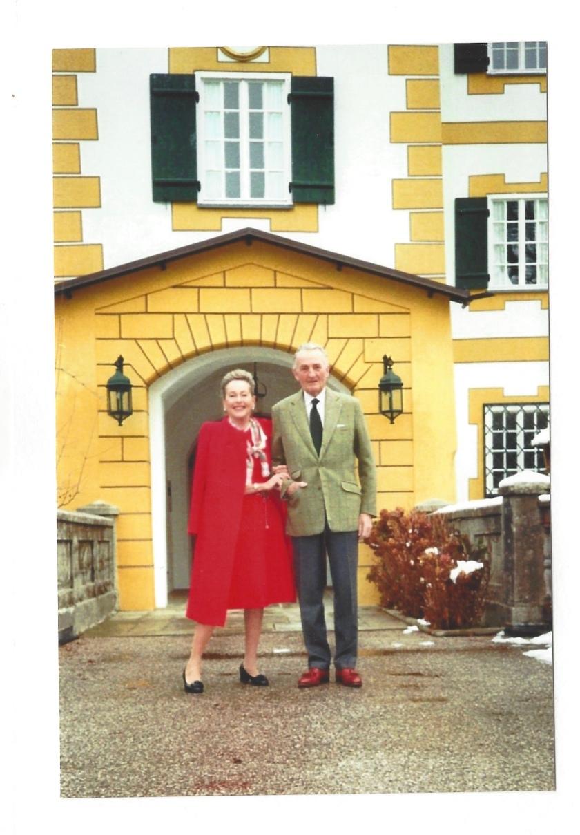 Max and Elisabeth Bavaria