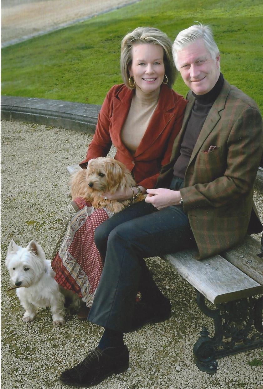 20th Wedding Anniversary Belgium picture