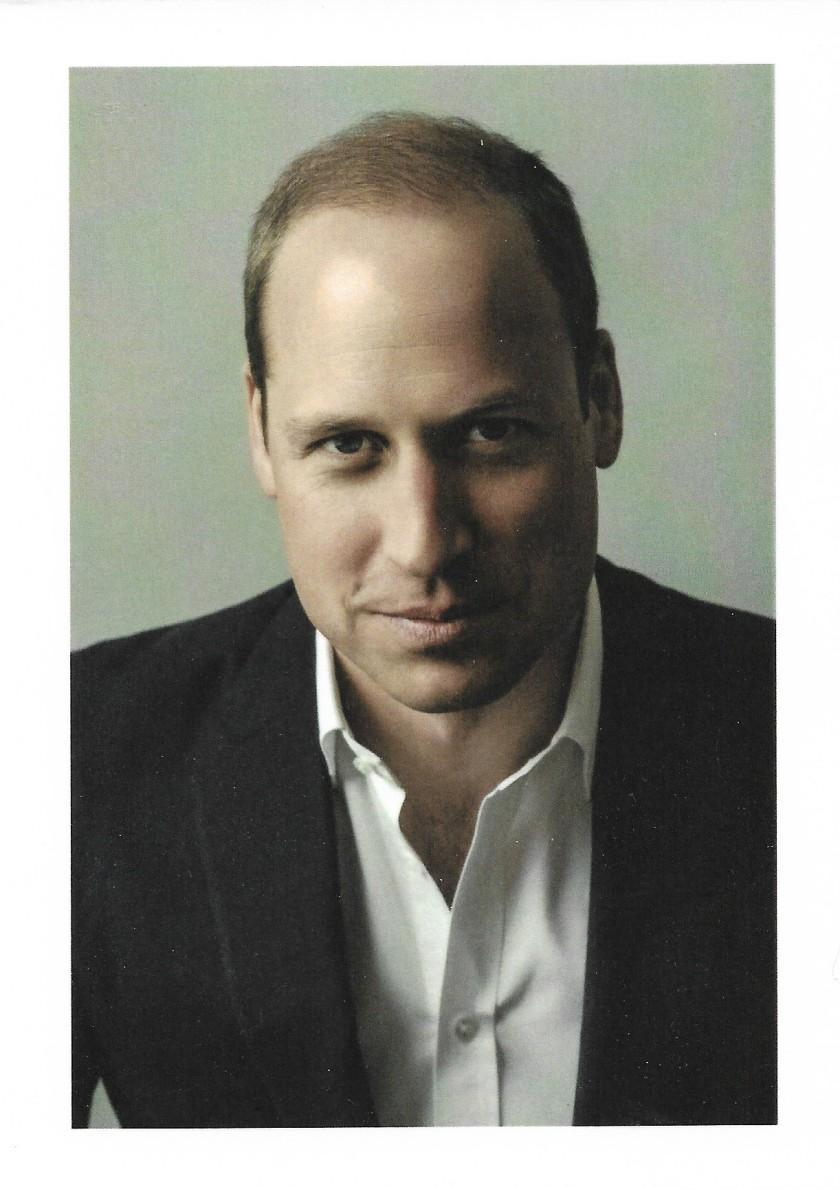 Duke of Cambridge 37th  Picture