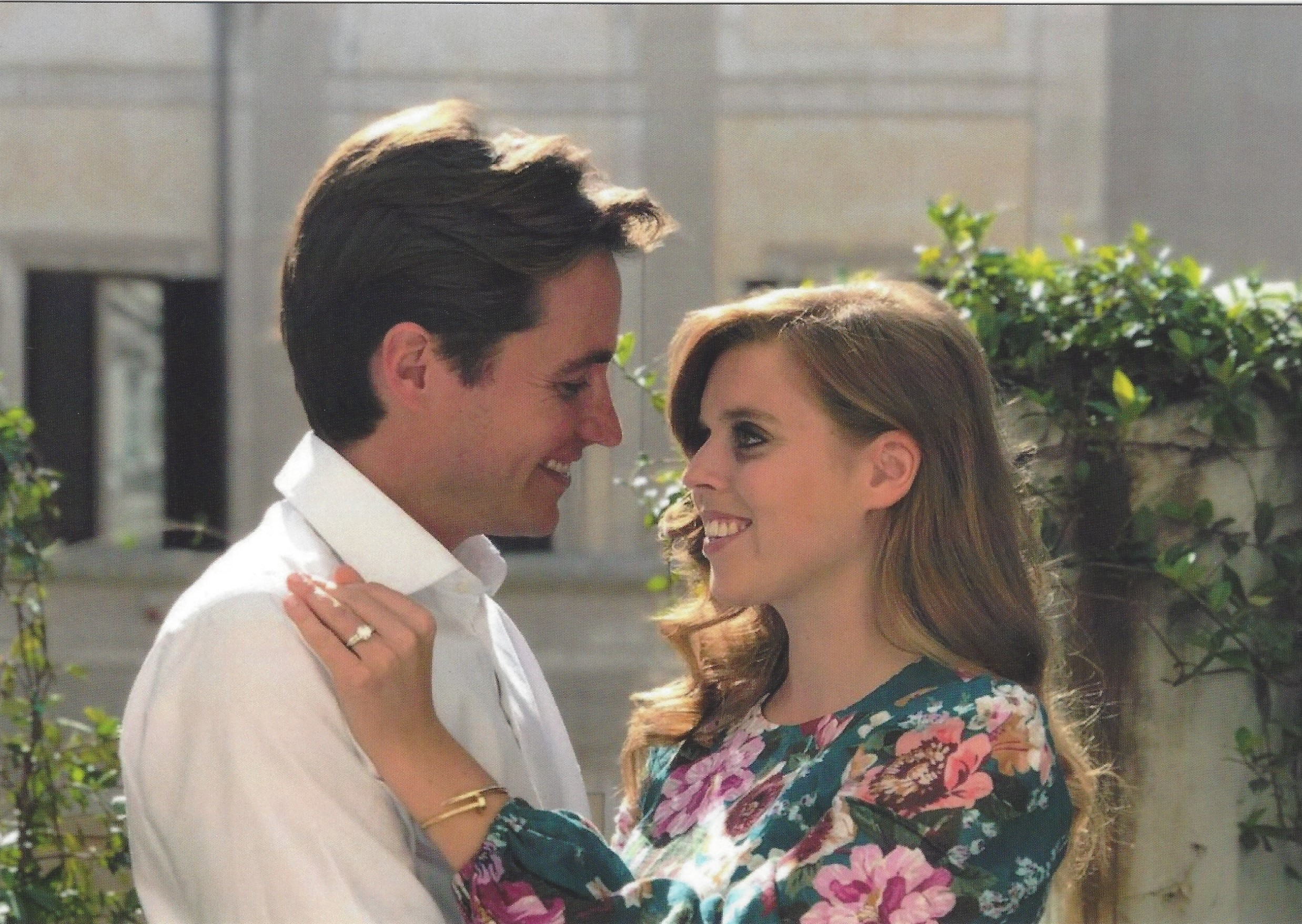 Princess Beatrice Engagement Picture
