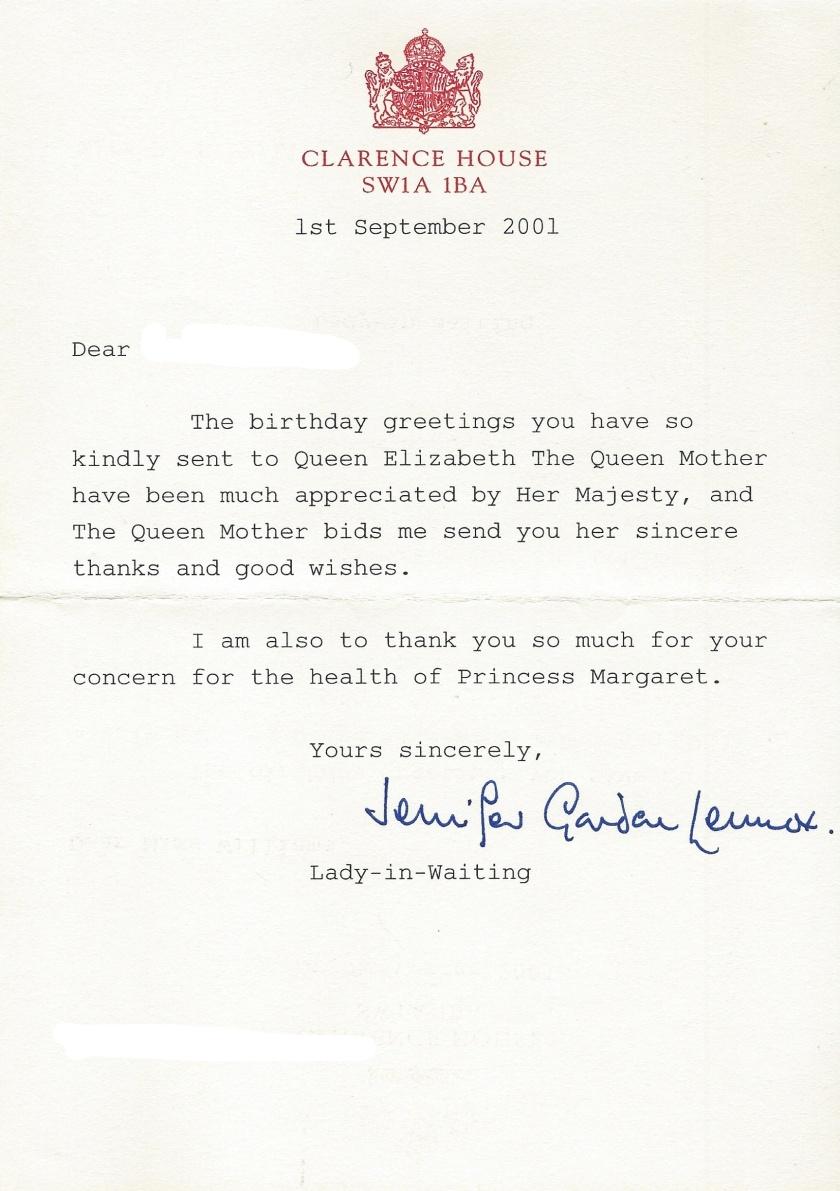 Queen Mother 101st Birthday_LI