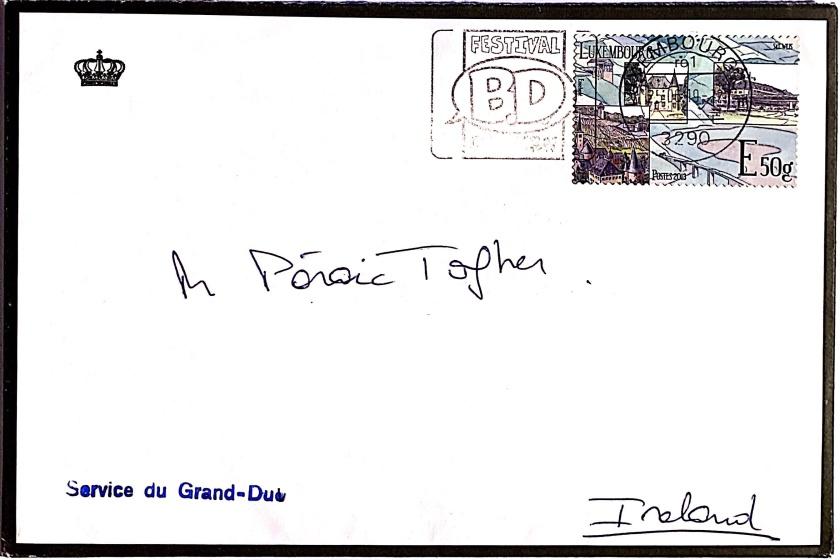 Envelope front_LI