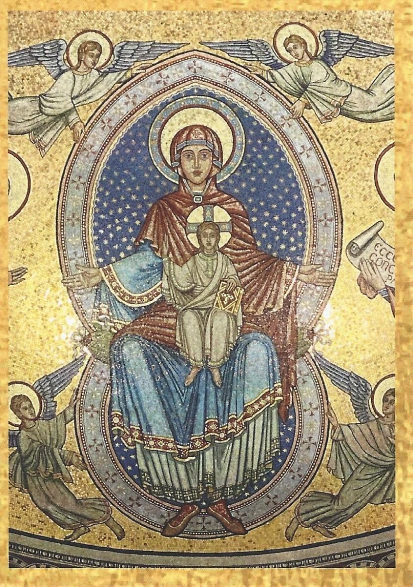 Archbishop of Monaco Card Front