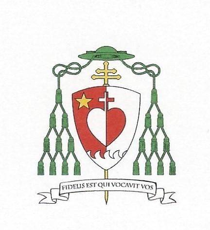Archbishop of Monaco Coat of Arms