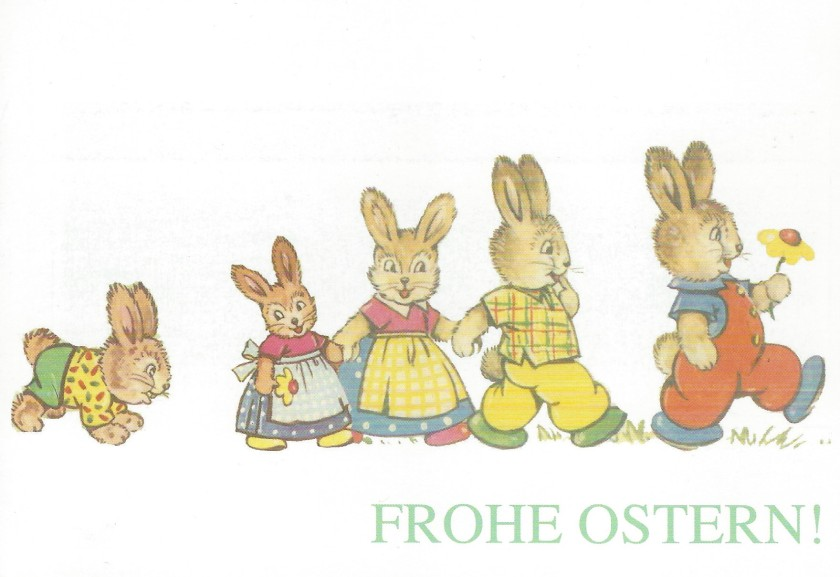Easter Card Front