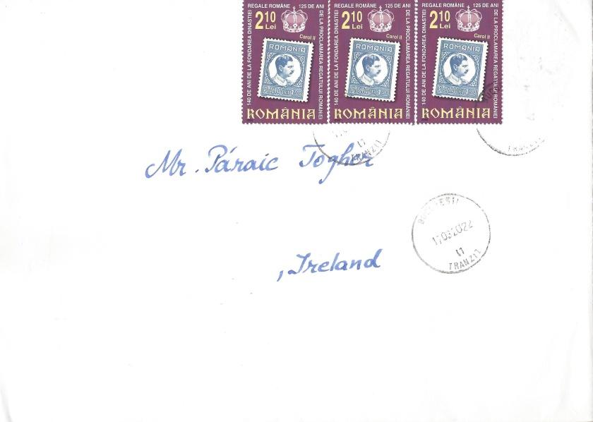 Margareta Birthday Envelope Front_LI