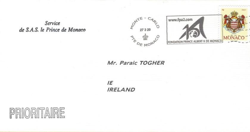 Prince Albert's Envelope Front_LI