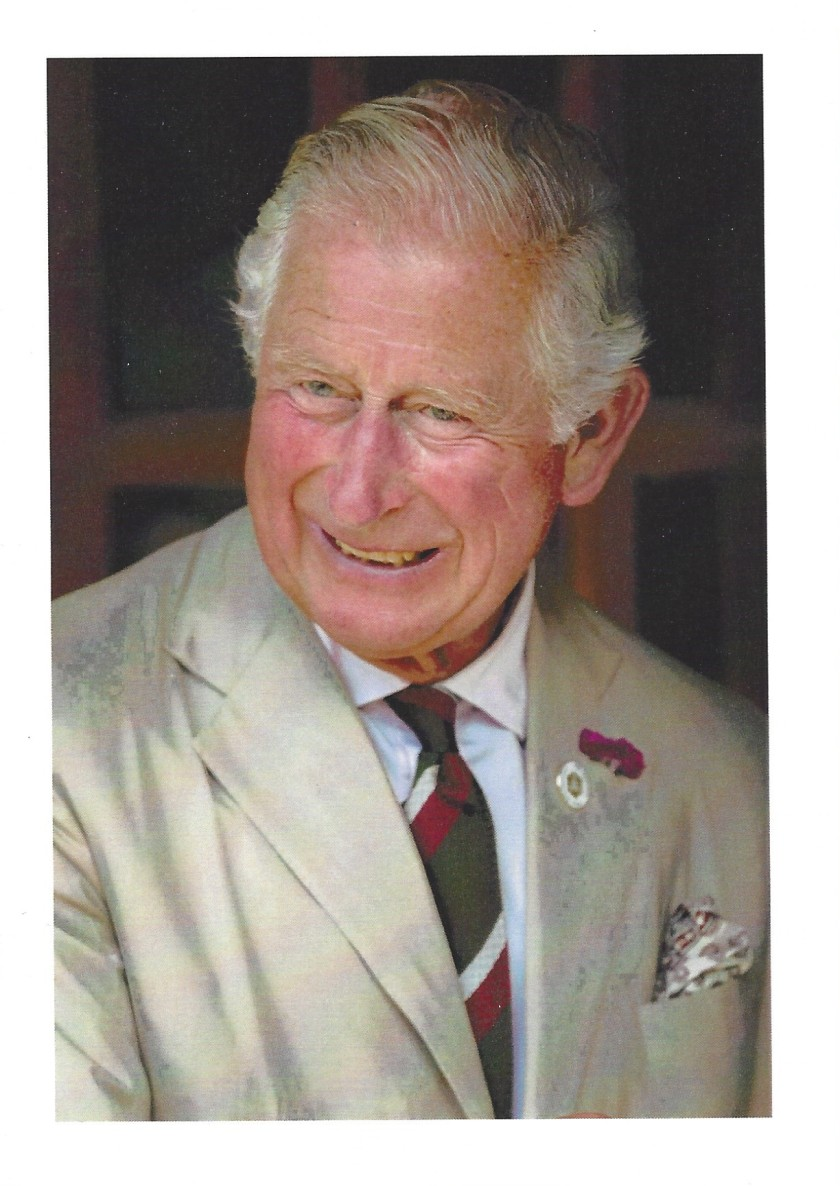 Prince of Wales 71st Birthday Picture