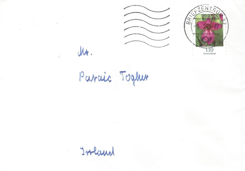 Traute Birthday Envelope Front_LI