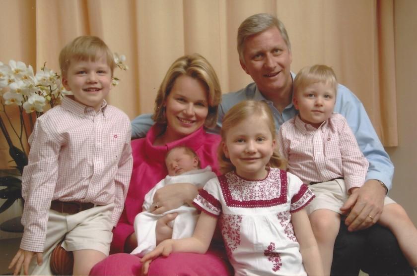 Birth of Princess Eléonore of Belgium Picture