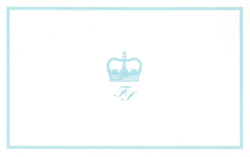 Isenburg Card Reverse