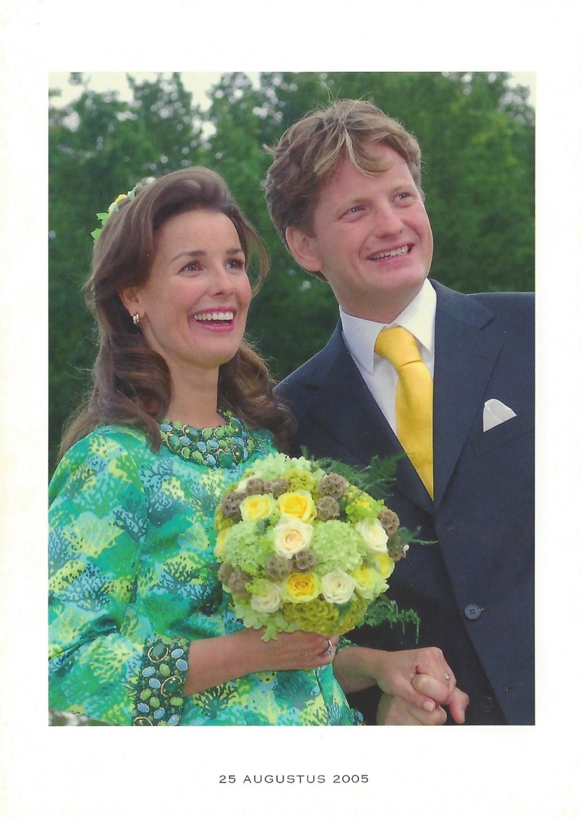 Wedding of Pieter-Christian and Princess Anita Civik Wedding Picture