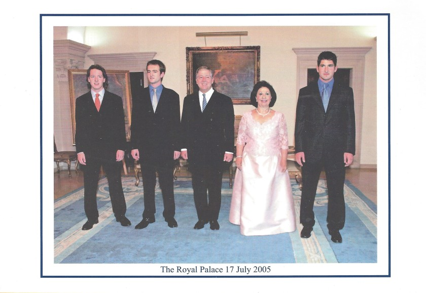 Serbia Christmas Card Picture 2005