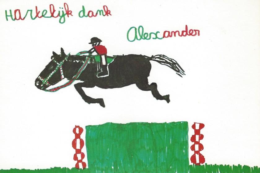 Willem-Alexnader 10th Birthday
