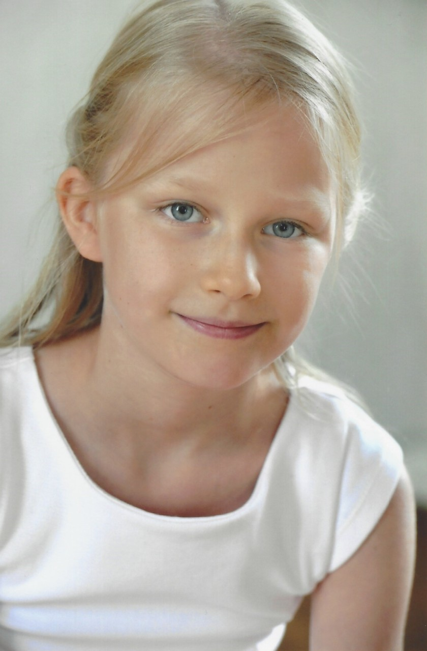 Princess Eléonore of Belgium 10th Birthday Picture