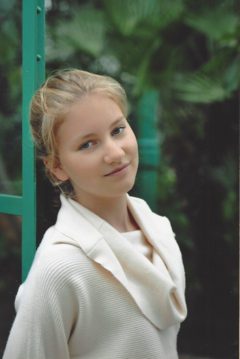 Princess Elisabeth, The Duchess of Brabant's 16th Birthday Picture